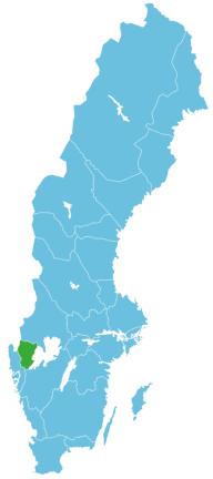 Angeln Schweden Map Dalsland