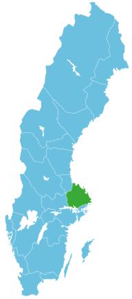 Angeln Schweden Map uppland