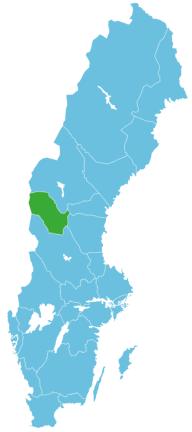 Angeln Schweden Map Härjedalen