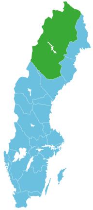 Angeln Schweden lappland