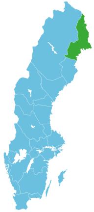 Angeln Schweden norrbotten