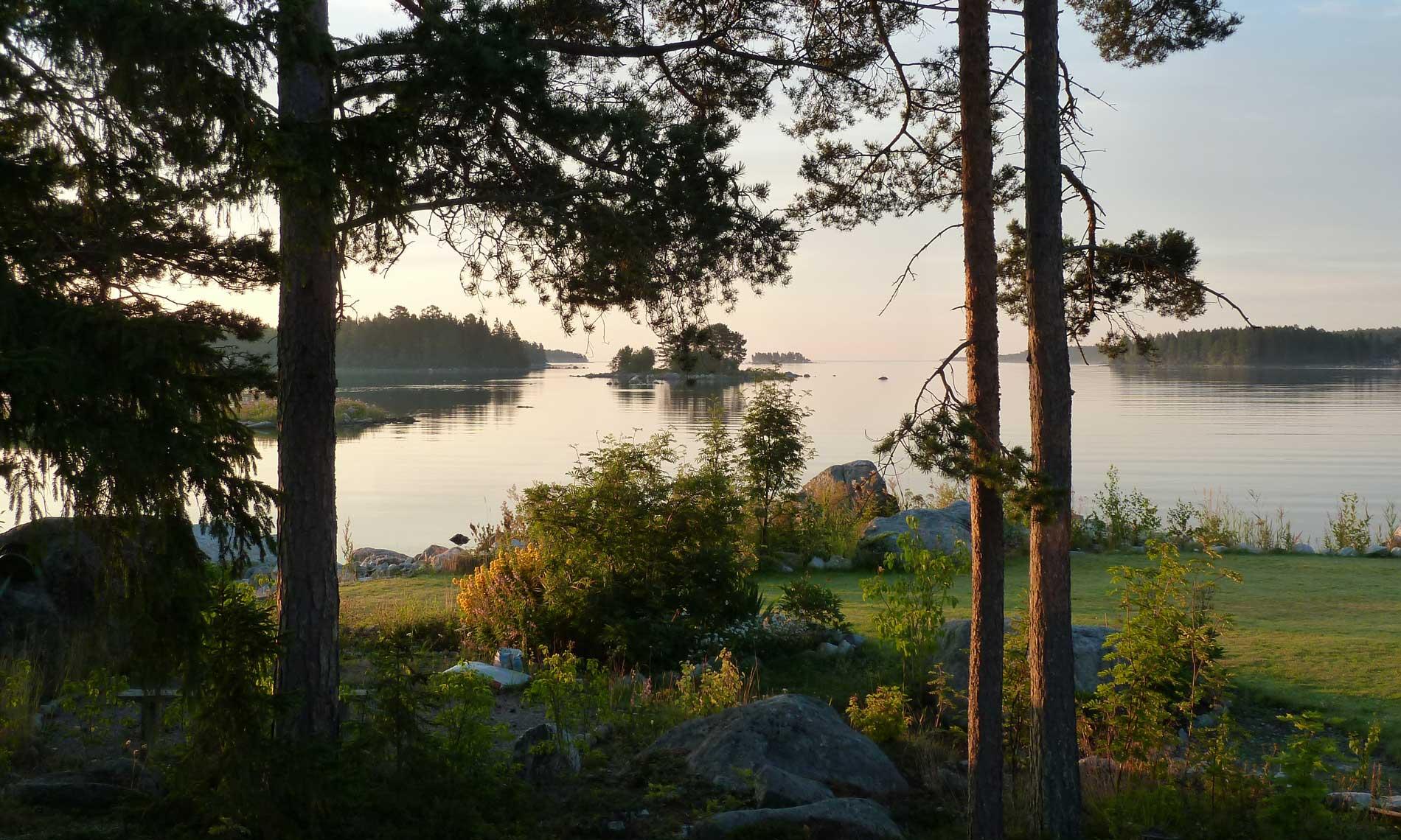 Hälsingland angeln schweden