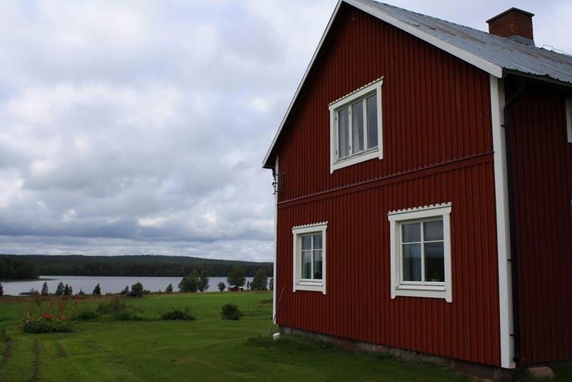 norrbotten ferienhaus schweden